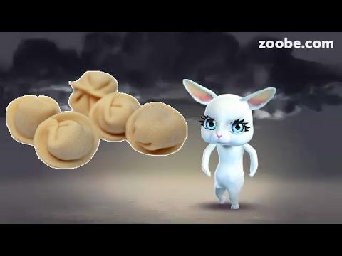 Zoobe Зайка Муж жаловался, что ему нечего есть - Простые вкусные домашние видео рецепты блюд