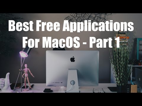 Best Free Applications For MacOS - Part 1