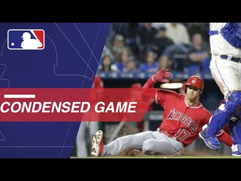 Condensed Game: LAA@KC - 4/13/18