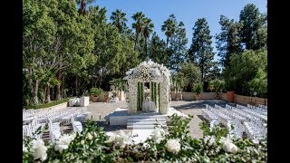 Get obsessed with Fresh Luxurious Details and Floral designs. Beverly Hills Wedding Teaser.