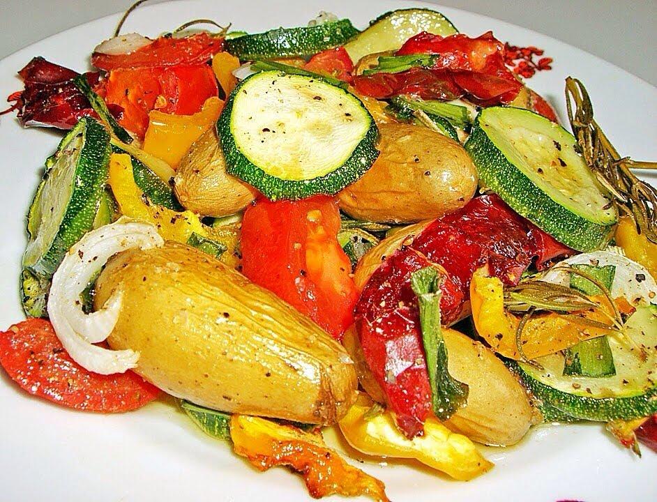 Вкусно запечь мясо с картошкой