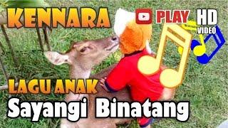 🎵Lagu Anak Indonesia 🎵(Nursery rhyme) Binatang Tak Bicara 🎵Song Kids 🎵Beast Animal Not Talk