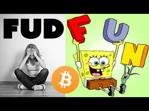 FUD is FUN - How to Make Money from Fear Uncertainty and Doubt in Cryptocurrency