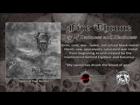 "Fire Throne ""Holocaustfirestorm"" (Official 2008)"