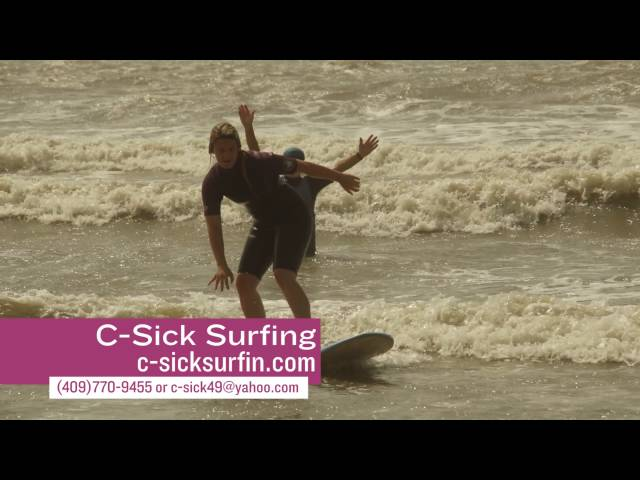 C-Sick Surfing