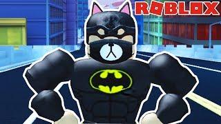 BATMAN HAS ARRIVED JAILBREAK IN ROBLOX