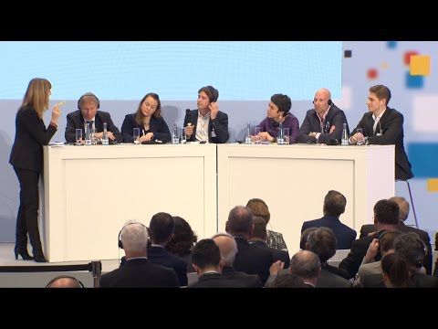 "Paneldiskussion ""Digitale créateure – Start-ups als Treiber für Innovation und Digitalisierung"""