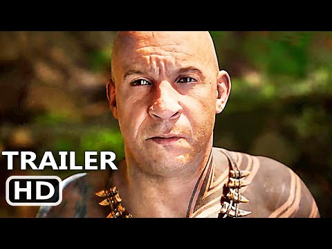 ARK 2 Official Trailer (2021) Vin Diesel
