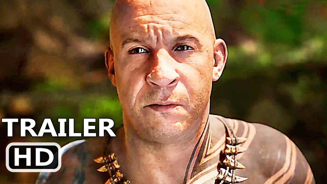 Download ARK 2 Official Trailer (2021) Vin Diesel
