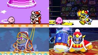 Evolution of King Dedede Battles