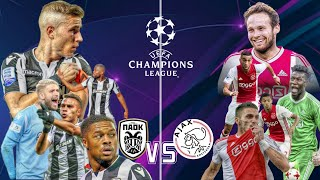 PAOK VS AJAX - WE ARE READY TO FIGHT - PROMO
