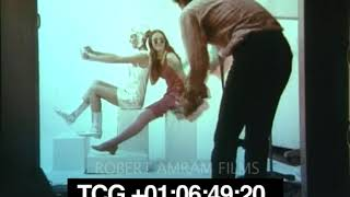 Swinging 60's london, music and fashion, on full display in this 1968 short documentary film by robert amram!