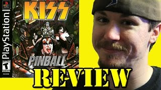 KISS Pinball Review (PS1) - Thomas