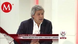 Debates ciudadanos | Claudio X. González