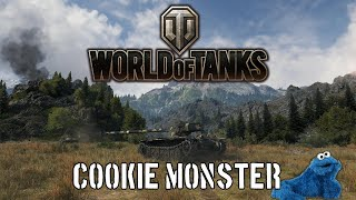 World of Tanks - Cookie Monster