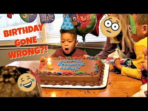 Birthday Gone Wrong?! | Britt's Space | A Vlog