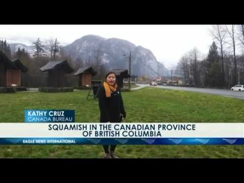 Squamish In The Canadian Province Of British Columbia - Kathleen Cruz Reports