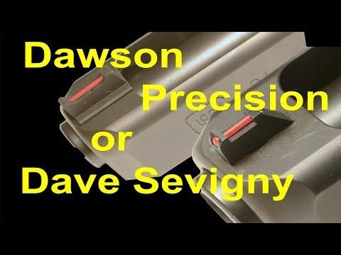 What Sight Should I Get? Dawson or Sevigny?