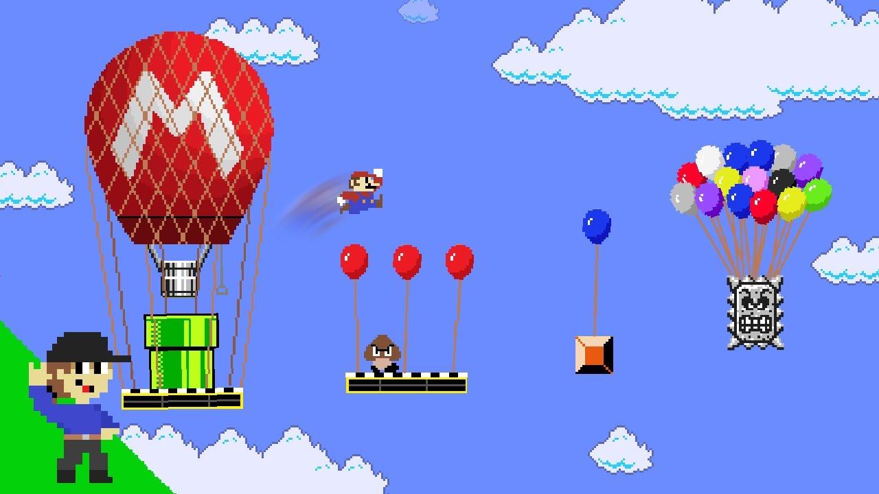 Level UP: Mario's Balloon Cruise