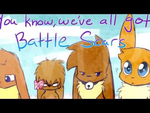 SSEC- Battle Scars WIP