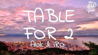 Baixar Alok & IRO - Table For 2 (Lyrics)