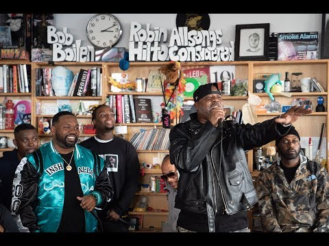 Wu-Tang Clan: NPR Music Tiny Desk Concert Mp3