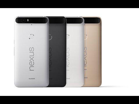 Google (2015): Nexus Event || Nexus 6P, Nexus 5X, & Chromecast!