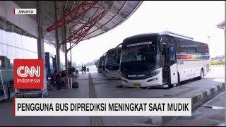 Pengguna Bus Diprediksi Meningkat saat Mudik