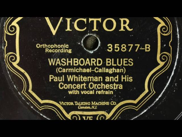 Paul Whiteman And His Concert Orchestra-