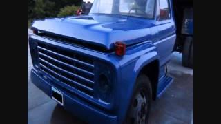Ford F600 Restoration