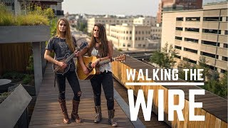 Imagine Dragons - Walking The Wire - a Facing West cover