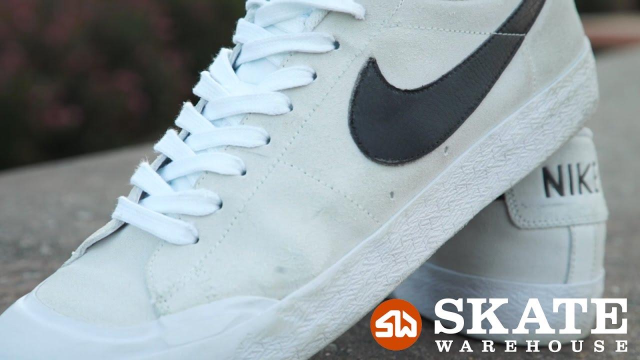 4627cc576876 Nike SB Blazer XT Wear Test ft. Alex Knight - YouTube