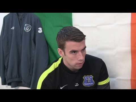 Interview with Séamus Coleman