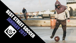 Best street football skills | jan17 @pannahouse