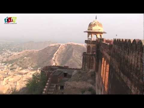 Aravalli Hills (Wonderful View of Jaipur from Jaigarh Fort) by Rooms and Menus