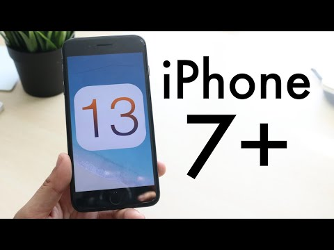 iOS 13 GM On iPhone 7 Plus Review