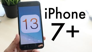 iOS 13 GM On iPhone 7 Plus! (Review)