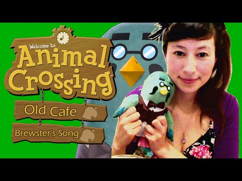 Kazumi Totaka/Laura Shigihara - Old Cafe (Animal Crossing: New Leaf | Brewster's Song)