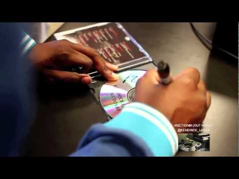 (Video) Kendrick Lamar  x Section80 x In-Store
