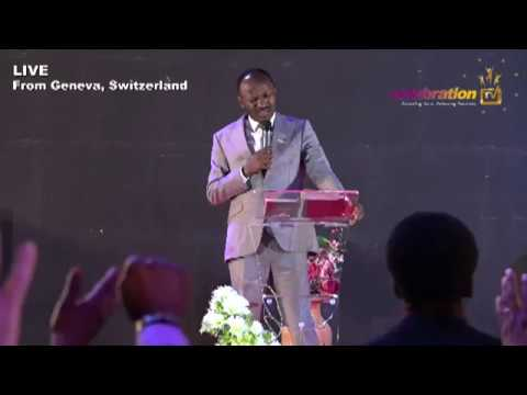 Help From Above Geneva, Switzerland Day 1 Morning Session - with APOSTLE JOHNSON SULEMAN