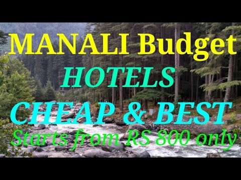 Manali Budget Hotels||Cheap And Best||Near Mall Road In Just 800||Travel & Education