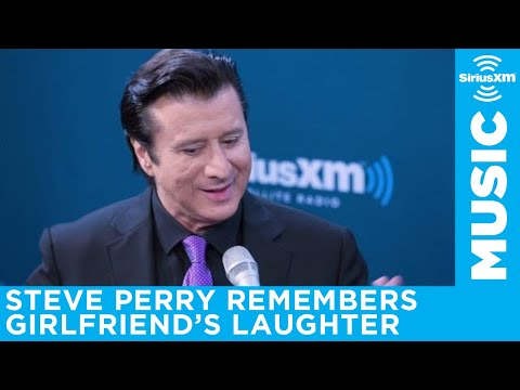 Steve Perry On Featuring His Late Girlfriend's Laughter In His New Song