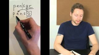 Урок 8.  Отклоняющиеся глаголы. Илья Герасимец