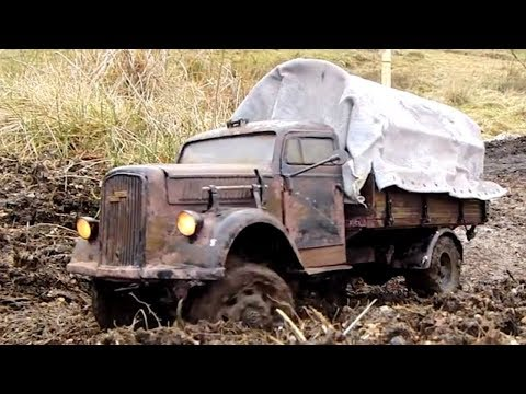 Top 10 Cool Oldtimer RC Trucks [Videos]