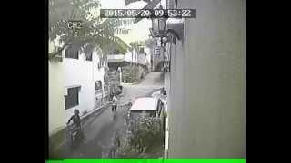 Kes Rompak di Seri Gombak fasa 1   Robbery in Seri Gombak Phase 1 Malaysia