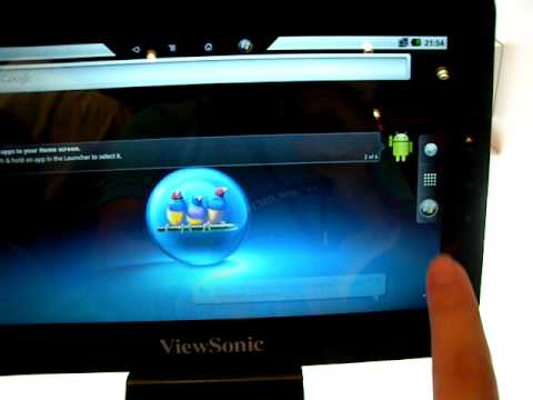 UDN@ViewPad 10Pro快速切換平台