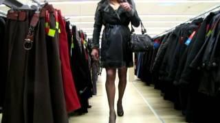 Repeat youtube video Corset & Stockings - Tranvestite Crossdresser