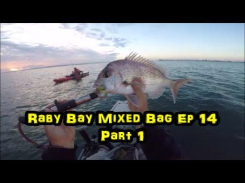 Raby Bay Mixed Bag Ep 14 Part 1
