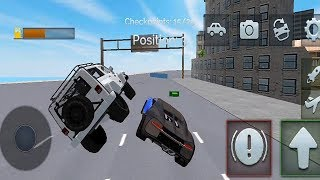 Ultimate Jeep Car Racing Game Video #Android GamePlay FHD #Car Games To Play #Racing Games