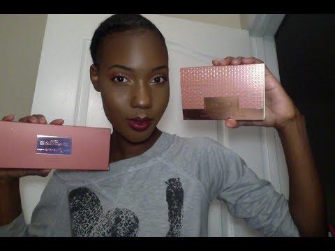 First Impression | BH Cosmetics X ItsMyRayeRaye Palette + Brushes! thumbnail